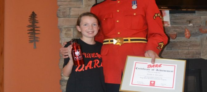 D.A.R.E. Officers Going Above and Beyond