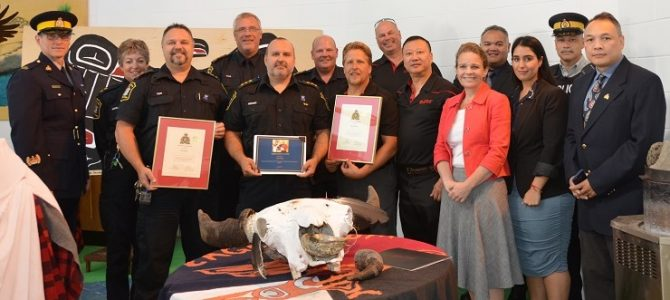 Inmates donate to the D.A.R.E. Program