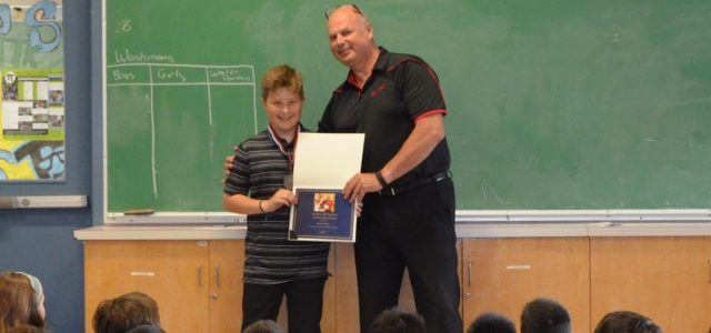 D.A.R.E. BC's Good Citizen Award