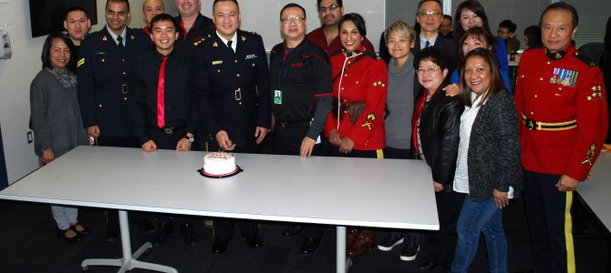 D.A.R.E. BC Soceity's Annual Appreciation Luncheon