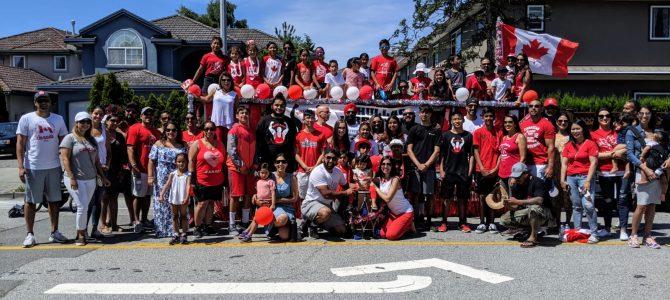 D.A.R.E. BC Celebrates Canada Day